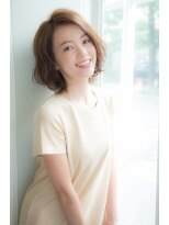 アンアミ オモテサンドウ(Un ami omotesando)【Unami】ノームコア×うぶバングボブ島田梨沙