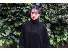 PATCH HAIR【パッチ ヘアー】
