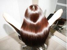 ヘアメイクサロン クールドセリエ(Coeur decellier)の雰囲気(美髪にこだわり、【高級薬剤】のみ使用)