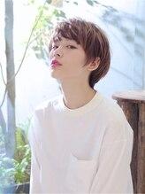 コクーン(Cocoon)ミニマムマッシュショート☆ 中村マサアキ