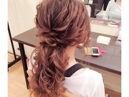 ヘアメイクサロン ヴィヴィッド(hairmake salon Vivid)の写真