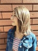 パーマネントガレージ(Parmanent Garage)☆ダークブロンド☆