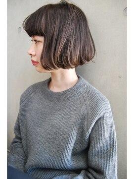 ロマリア(Lomalia)【Lomalia表参道/原宿】☆ セクシー・ラフボブ ☆サイド☆