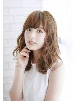 美髪デジタルパーマ/バレイヤージュノーブル/クラシカルロブ/279