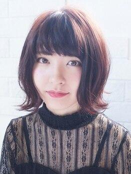 イツキ ヘアーデザイン(ITSUKI hair design)の写真/グラデーションカラーや外国人風カラー、ダメージを最小限に抑えてなりたい髪色を叶えます!!