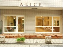アリス(ALICE)の雰囲気(カフェに来たような気分♪)