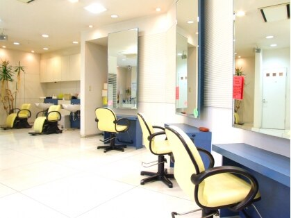 ヘアープレイスクリアライン 栄町店(hair place CLEAR LINE)