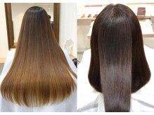 リーベル(Re bell)の雰囲気(髪質改善トリートメント×ダメージレスな縮毛矯正でサラ艶髪♪)