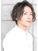 ヘアサロン ガリカ 表参道(hair salon Gallica)☆ 毛束感 ウェーブ × グレージュカラー ☆ クラウドマッシュ
