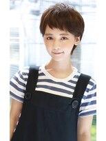 【+~ing deux】 ベビーバング3Dカラー丸みショート【辻口俊】