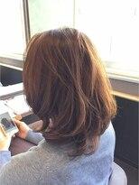 ディアローグ 瑞江店(DEAR-LOGUE)透明感と柔らかさが◎のパーマスタイル 瑞江