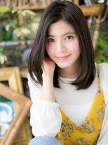 ■bliss戸田公園14★■重軽リッチ☆大人かわいい黒髪ワンカール
