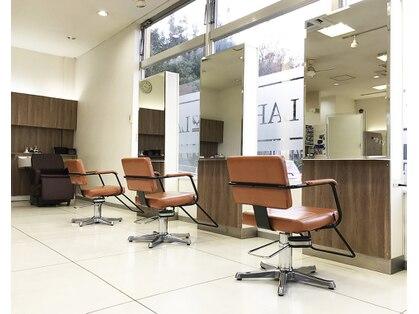 美容室 Lapin 裾野店