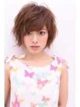 リノ ヘアー デザイン(Lino Hair Design)♪スッキリ目ヂカラUPの小顔ショート【Lino Hair Design KYOTO】