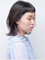 七ッ星+くびれミディ イヤリングカラー