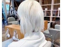 コティ 原宿店(koti BY brooch)の雰囲気(【before】ショートのヘアスタイルが…【原宿】)