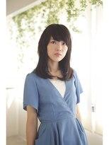 オーガニックサロン フェイス 梅田店(organic salon face)お嬢さんヘアー