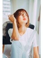 ポッシュ 原宿店(HAIR&MAKE POSH)グラデーションカラー
