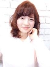 ジェムフォーヘアー 次郎丸店(gem. for hair)大人ふわミディアム