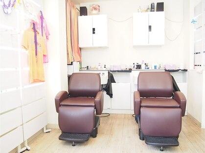 ヘアサロン ハリコット(Hair Salon Haricot)の写真