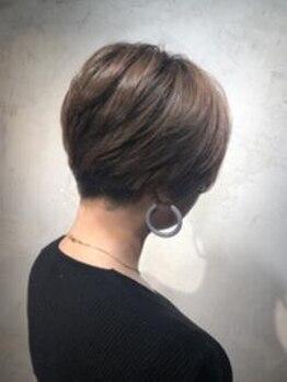 ベイス トリートメント専門店(BASE)の写真/髪に優しいオーガニックカラー&トリートメントでダメージレスに輝く艶のある髪へ◎繰り返すたびに美しく♪