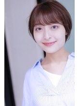 アーティクル(Article)【Article二子玉川】大人可愛いマッシュショート