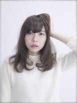 【OREO.】ナチュラル可愛いボリュームパーマ  ハニーヘア