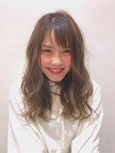 ディジュ ヘア デザイン 小町店(Didju hair design)シルキーベージュ