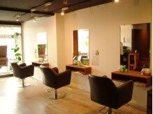 ヘアーデザインサロン ベル(hair design salon Belle)の雰囲気(落ち着いた自分だけの時間を♪)