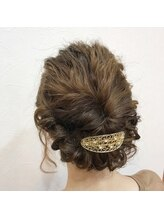 プロポスタ(PROPOSTA)hair arrange