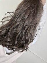 レジスタヘアーワークス (REGISTA hair works)グレージュ
