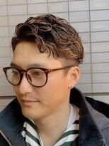ヘアサロン ロータス(Hair Salon Lotus)hair salon Lotus ワイルドメッシュパーマ