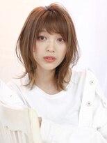 ヘアリゾート ブーケ(hair+resort bouquet)【ヘルシーレイヤー×ミルクティベージュ】