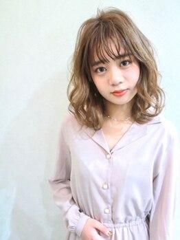 ソアラバイコットン(Soara by Cotton)の写真/【志免南里】髪色でお悩みの方必見!パーソナルカラー診断で自分だけのとっておきカラーを見つけましょう♪