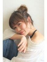 ヘアアンドネイル アンカー(hair&nail anchor)ゆるふわ団子☆