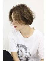 サンク ドリームプラザ店(CINQ)【CINQ】大柳  小顔ショートボブ