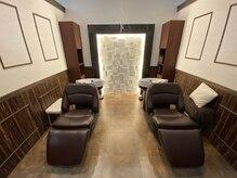 ゼンコー 立川高島屋店(ZENKO)の雰囲気(半個室スペースでヘッドスパ♪フルフラット完備 【立川高島屋】)