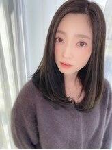 アンジェリカガーデン (angelica GARDEN)イルミナストレート(潤・透)