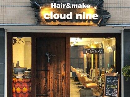 クラウドナイン 上大岡店 cloud nineの写真