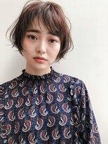 ガーデントウキョウ(GARDEN Tokyo)【GARDEN西川】大人可愛い小顔パーマ・ブランジュショートボブ