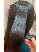 エピローグ(epilogue)髪質改善♪ 縮毛矯正トリートメント