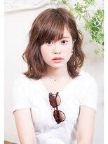オーガニックサロン フェイス 梅田店(organic salon face)透け感ロブ