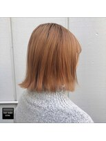 ヘアメイクミワ(HAIR+MAKE MIWA) camel beige