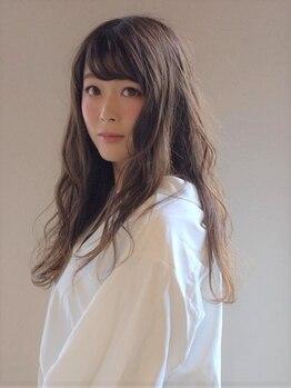 タテノ(tateno)の写真/髪の悩みや要望が分かるまで妥協せず向き合い、なりたいイメージを共有する事で納得のいく仕上がりが叶う♪