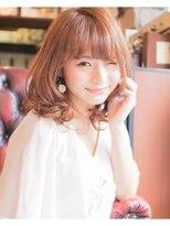 ロンド フィーユ(Lond fille)【Lond fille】 簡単大人可愛いヘア☆