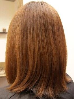 オーブヘアー(AUBE hair)の写真/「行くたびに髪が生き返る♪」とクチコミでも好評!艶髪になりたい方はお任せください☆