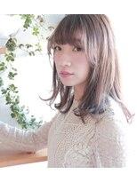 リリィ ヘアデザイン(LiLy hair design)LiLy hair design 外ハネロブ