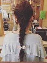 アーティカルヘア(ARTICAL HAIR)☆ヘアアレンジ★ロング