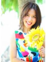 オゥルージュ(Au-rouge noma)【aurouge noma 石井美紗紀】summer color