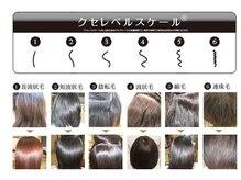 ヘアーデザインアドア(Hair Design ADORER)の雰囲気(◇1人1人のクセレベル(R)に合わせた薬剤の調合、施術…♪)